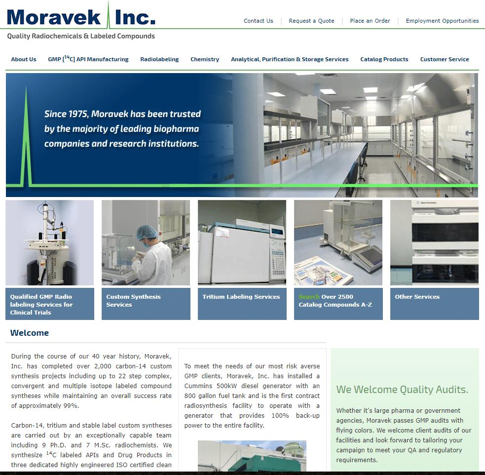 Moravek Inc