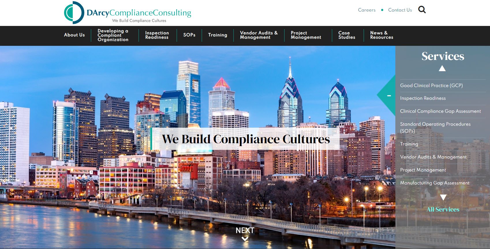 DArcy Compliance Consulting